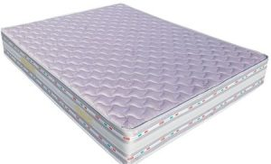 Saltea Bio-Medical Coco Latex Clima, Material Lavanda Air-Fresh 160x200x19 cm