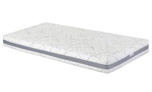 Saltea Moonway Ortopedic WAVE, 5 zone de confort, ventilatie laterala 3D, superortopedica, 140 X 200 cm