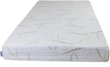 Saltea Naturtex Bamboo Memory, 160x200x16 cm, Alb – Review complet