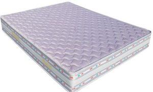 Saltea SuperOrtopedica Medicala Bio Cocos Memory Aquagel Air-Fresh Material Lavanda Fresh Previ, 125 x 190 cm
