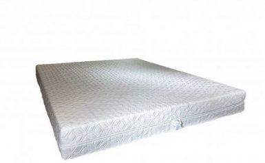 Saltea cu 2 zone de folosire, 150×190, DolceDormire Zaffiro 15+5 cm Soft HR+Doua perne cadou