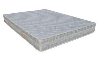 Saltea Superortopedica Latex Foam Clima H20, Material cu Ioni de Argint Previ, 120 x 190 cm