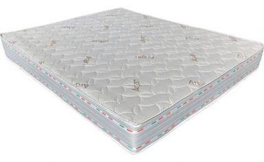 Saltea Argan Aquagel Air-Fresh Comfort Memory 14+2, Aerisire 2D Free Air, SuperOrtopedica, Anatomica, 160 x 200 cm