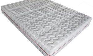 Saltea Memory Waves Best Sleep, 7 zone confort, 140×200 cm
