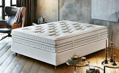 Saltea cu arcuri individuale Tesla Sleep , Yatas Bedding ,160 x 200 – Review si Recomandari