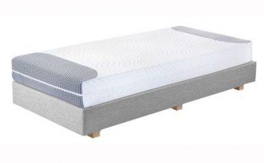 Saltea TED Sleep Genesis Body Zone, superortopedica, ergonomica, 5 zone de comfort, efect zero gravity, husa antialergica, 2 fete, husa cu fermoar detasabila, 180x200x20cm : Review si Sfaturi utile