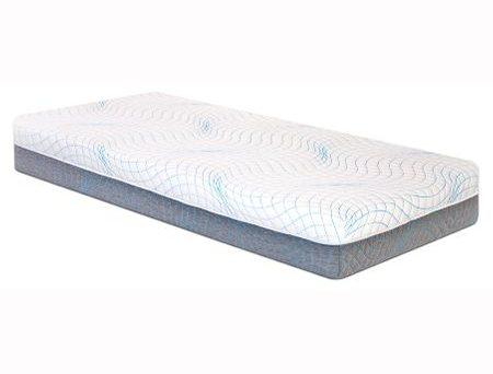 Saltea TED Sleep Genesis Flex Fusion, superortopedica, ergonomica, 7 zone de confort, efect zero gravity, 2 fete, husa cu fermoar detasabila, 180x200x26cm : Review si Pareri obiective