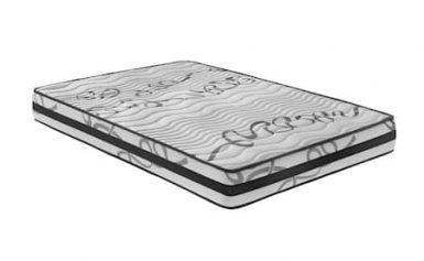 Saltea termoreglabila beZen, Colgra, spuma cu memorie din grafen, 2 cm, fibra antialergica, 140 x 200 cm : Review si Pareri pertinente