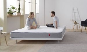 Saltea Cadar – The Mattress – 20 cm spuma HR + Graphite Memory : Review complet