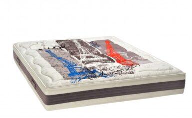Saltea Paris Memory Latex, 20 cm + Perne Bonus :  Review detaliat